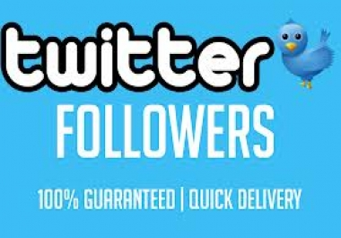 I want 40,000 Twitter Followers