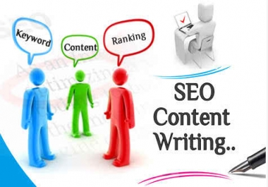 Looking for SEO Article writer for my 4 websites