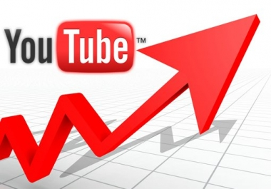300K Youtube View need