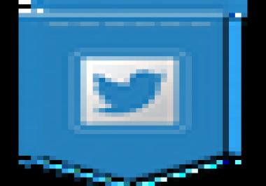 Create 3 Custom Email Verified Twitter Accounts