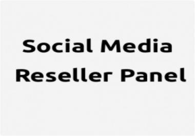 want to buy social media panel