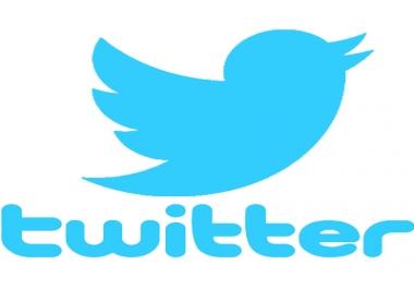 5k Twitter Followers