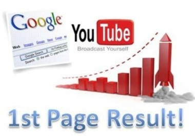 Youtube Video SEO - Need To Rank YouTube Video on first page of Google and Youtube