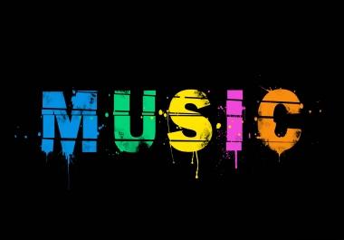 Create me website for music artist