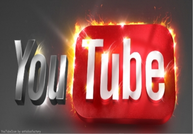 200,000 safe and REAL HUMAN youtube views and 20,000 likes