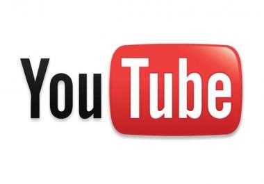 1 000 Youtube views
