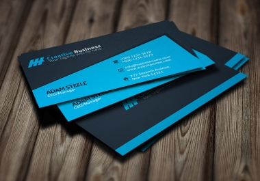 I will design PROFESSIONAL Business Card for 5
