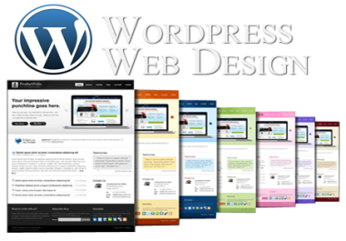 I need to build a website in wordpress