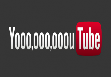 Simple youtube marketing package