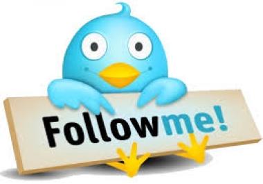 I Need1M active followers twitter