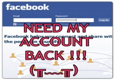 NEED TO UNLOCK FACEBOOK