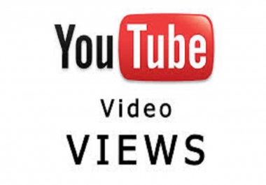 50k Youtube views without ban my video