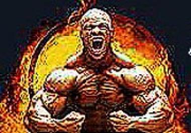 Video Intro For Bodybuilding Site