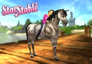 Game Star Stable to higher level