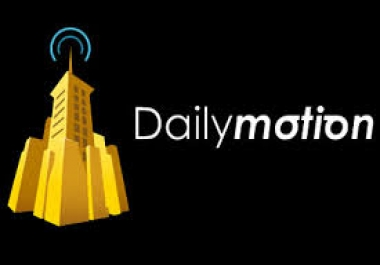 Dailymotion Followers