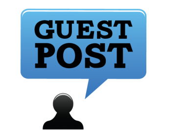 Guest Posting on high PR, PA, DA blogs