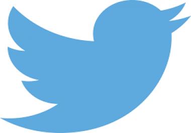 Need 500,000 Twitter followers