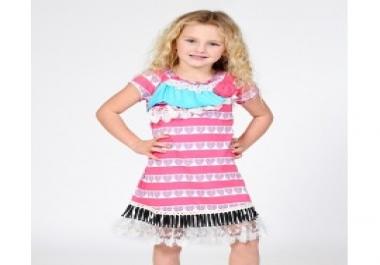 50 Kids clothes SEO blog article