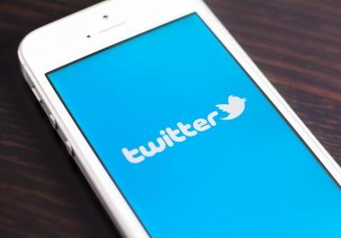 1 million 1'000'000 Twitter Followers