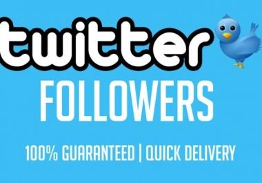 need 6000 twitter followers