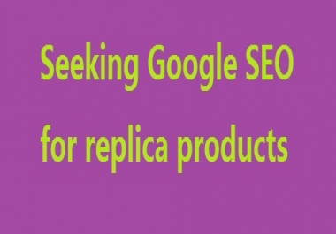 Find Google SEO services package