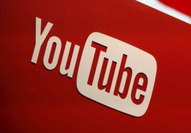 I need Real Youtube Likes