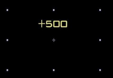 500 REAL YOUTUBE VIEWS