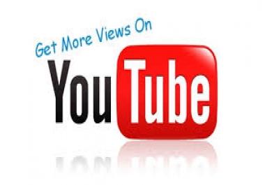 Need 10.000 youtube safe views
