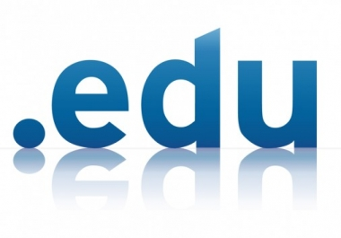 I want to buy a. Edu email address