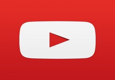 300+ High Retention YT Video views,  50 likes and 100 Subscribers to channel