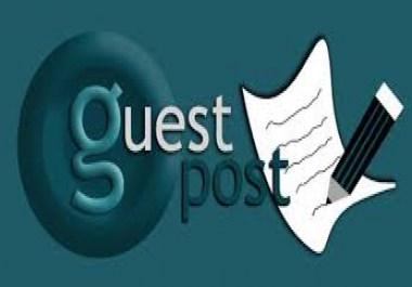Need Guest Posting FOr Tech And Online Services related high PR website
