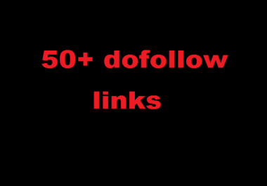 I want 50+ dofollow links on my website