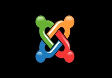 Joomla customization
