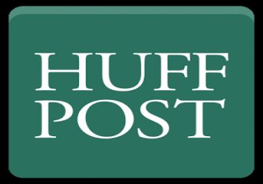 Huffingtonpost Do follow link