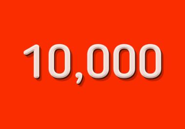 10,000 YOUTUBE SUBS ASAP