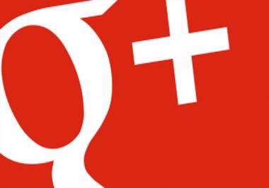 Need 10 Google+ Community Posts