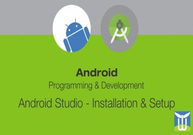 configure my android studio