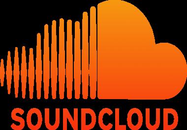 Soundcloud Ranking my tracks