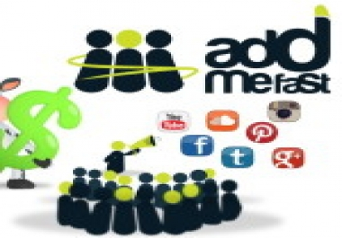 5k+ addmefast account for sale