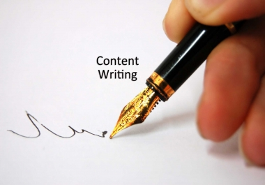 Article writing for my website