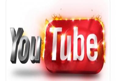 45,000K VIEWS on YOUTUBE