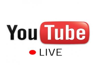Youtube Stream Views