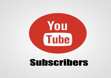 1,000 NON DROP Youtube subscribers