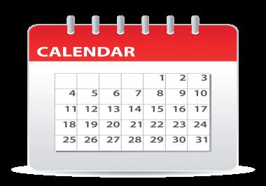 I want a Bangladeshi Calendar Scan Copy