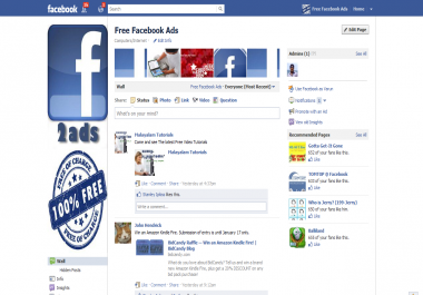 Be the Content Creator Sub Admin Of Facebook Fan Page