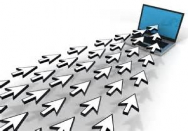 Send bot traffic with high bounce rate to a website
