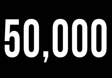 50k subscribers needed.