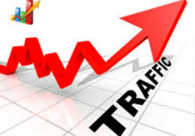 Need quality organic traffic details in the body,  please,  read first