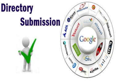 25 high quality Directory Submision