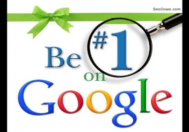 Rank my site article first page for 1 keyword or refund